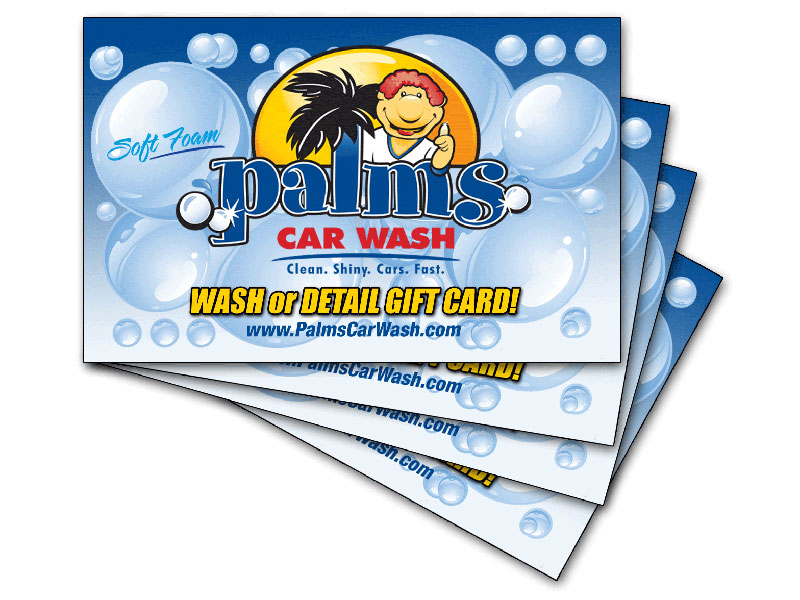 Palms Car Wash Gift Cards